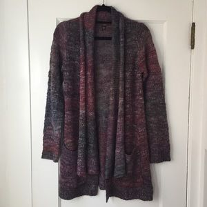 Fever Open Front Cardigan